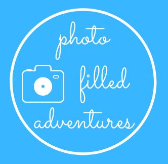 Photo Filled Adventures logo